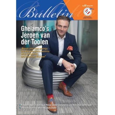 Bulletin no. 62 Spring 2018