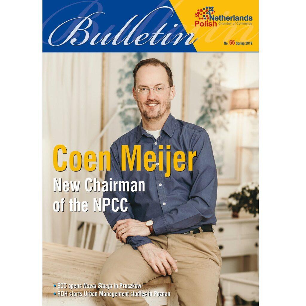 Bulletin no. 66 Spring 2019