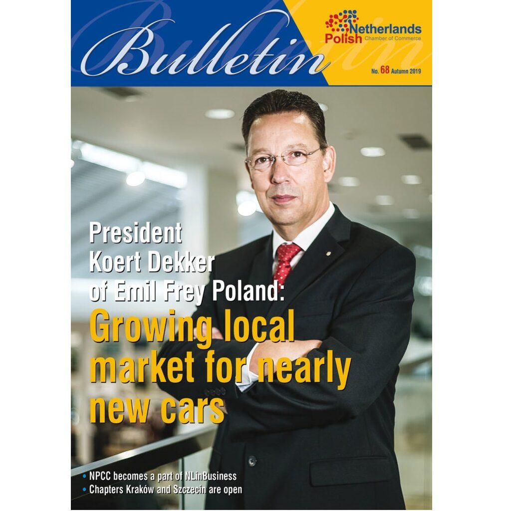 Bulletin no. 68 Autumn 201