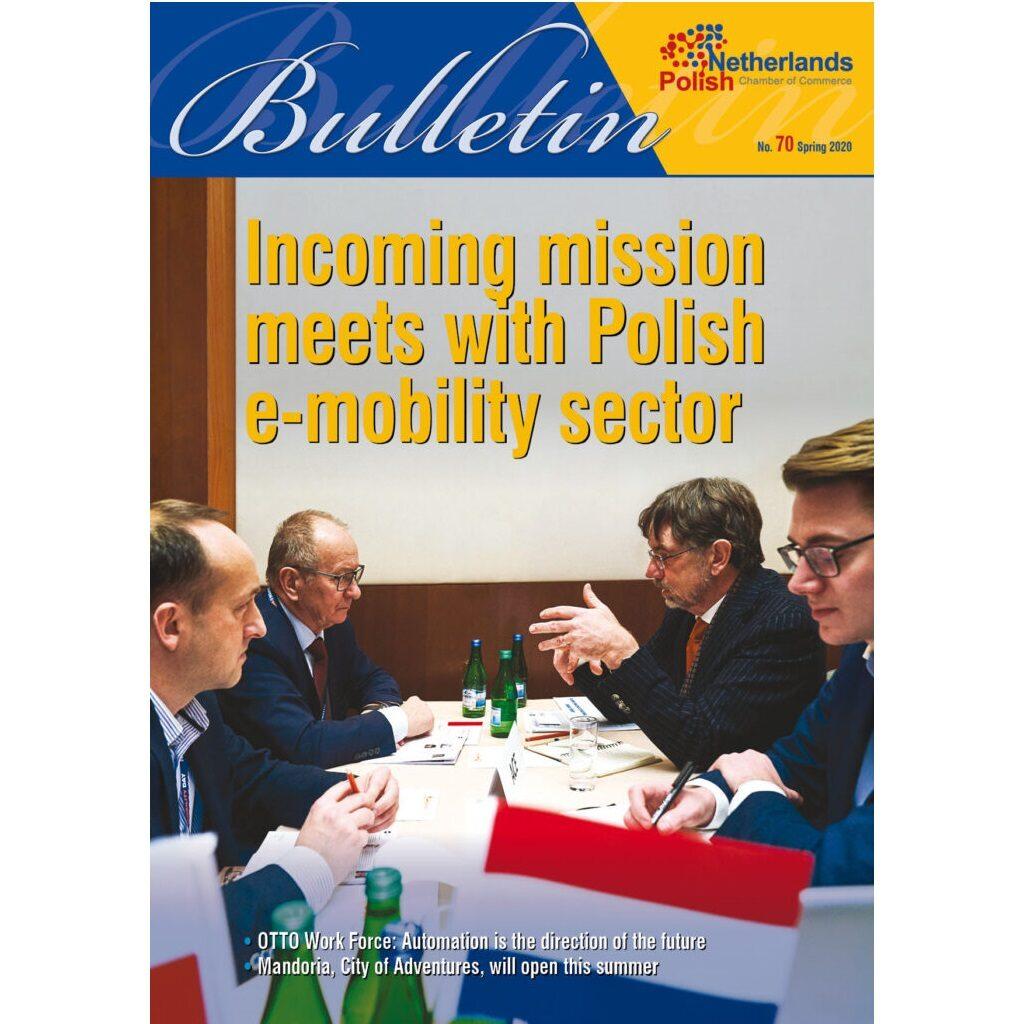 Bulletin no. 70 Spring 2020