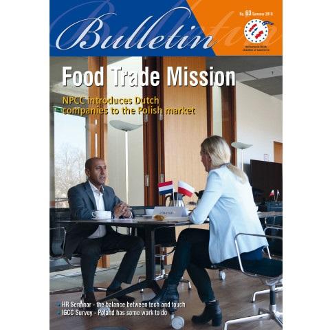 Bulletin no. 63 Summer 2018
