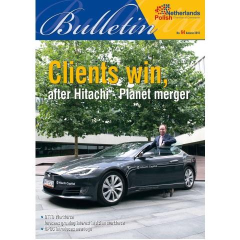 Bulletin no. 64 Autumn 2018